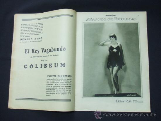 Cine: POPULAR FILM - Nº 222 - 30 OCTUBRE 1930 - PORTADA, NANCY BELFORD - Foto 4 - 23173941