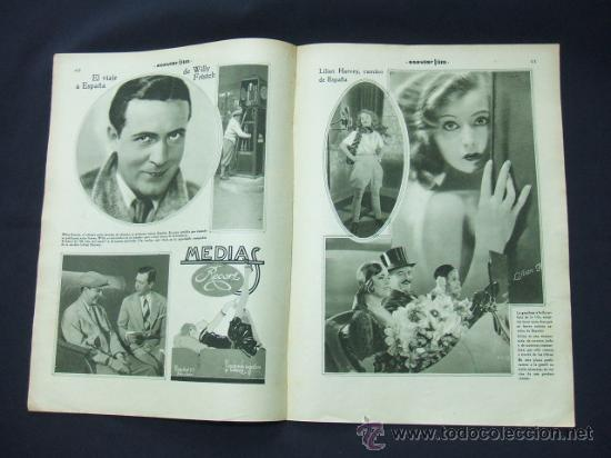 Cine: POPULAR FILM - Nº 222 - 30 OCTUBRE 1930 - PORTADA, NANCY BELFORD - Foto 5 - 23173941
