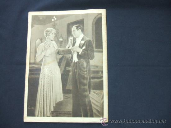 Cine: POPULAR FILM - Nº 222 - 30 OCTUBRE 1930 - PORTADA, NANCY BELFORD - Foto 8 - 23173941