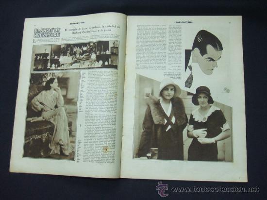 Cine: POPULAR FILM - Nº 233 - 29 ENERO 1931 - PORTADA, BILLIE DOVE - Foto 4 - 23174394