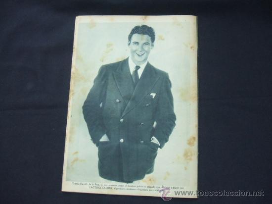 Cine: POPULAR FILM - Nº 199 - 22 MAYO 1930 - PORTADA, CONRAD NAGEL - Foto 10 - 23174471