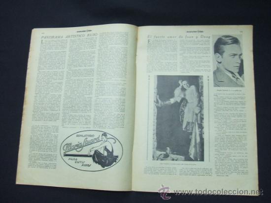 Cine: POPULAR FILM - Nº 199 - 22 MAYO 1930 - PORTADA, CONRAD NAGEL - Foto 7 - 23174471