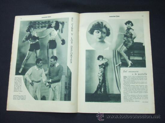 Cine: POPULAR FILM - Nº 199 - 22 MAYO 1930 - PORTADA, CONRAD NAGEL - Foto 8 - 23174471