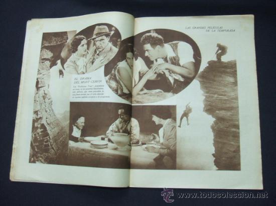 Cine: POPULAR FILM - Nº 178 - 26 DICIEMBRE 1929 - PORTADA, BUSTER KEATON Y DOROTHY SEBASTIAN - Foto 5 - 23174526
