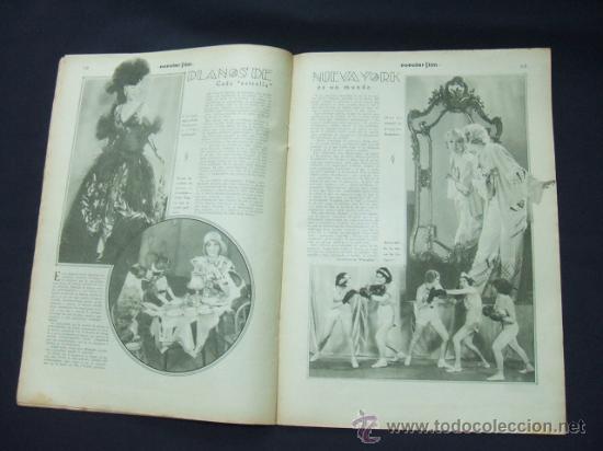 Cine: POPULAR FILM - Nº 232 - 22 ENERO 1931 - PORTADA, CONCHITA MONTENEGRO - Foto 6 - 23174663