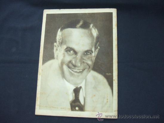 Cine: POPULAR FILM - Nº 232 - 22 ENERO 1931 - PORTADA, CONCHITA MONTENEGRO - Foto 8 - 23174663