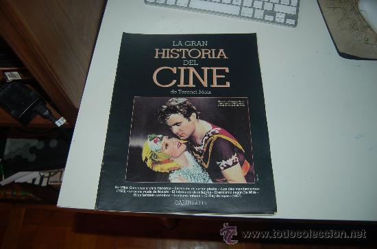 LA GRAN HISTORIA DEL CINE. TERENCI MOIX. CAPÍTULO 16 (Cine - Revistas - La Gran Historia del cine)