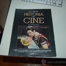 Cine: LA GRAN HISTORIA DEL CINE. TERENCI MOIX. CAPÍTULO 16. Lote 23129490
