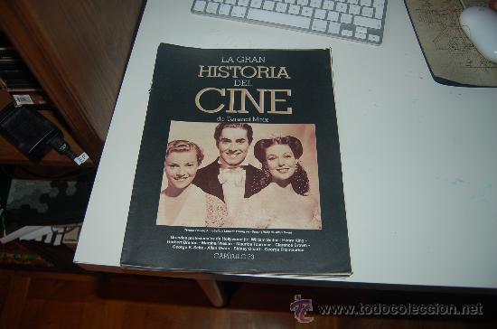 LA GRAN HISTORIA DEL CINE. TERENCI MOIX. CAPÍTULO 33 (Cine - Revistas - La Gran Historia del cine)