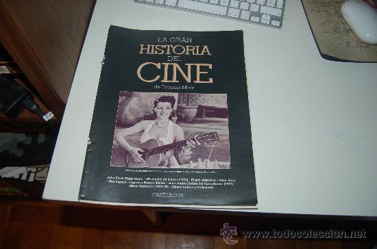 LA GRAN HISTORIA DEL CINE. TERENCI MOIX. CAPÍTULO 35 (Cine - Revistas - La Gran Historia del cine)