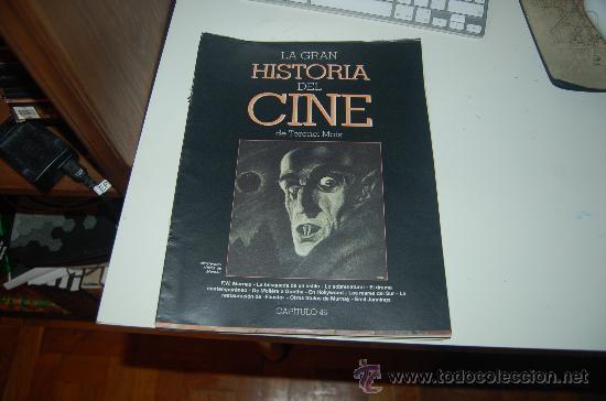 LA GRAN HISTORIA DEL CINE. TERENCI MOIX. CAPÍTULO 46 (Cine - Revistas - La Gran Historia del cine)
