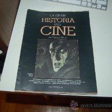 Cine: LA GRAN HISTORIA DEL CINE. TERENCI MOIX. CAPÍTULO 46. Lote 23129799