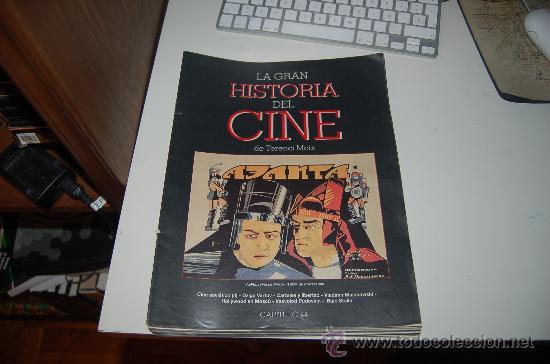 LA GRAN HISTORIA DEL CINE. TERENCI MOIX. CAPÍTULO 44 (Cine - Revistas - La Gran Historia del cine)