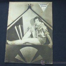 Cine: POPULAR FILM - Nº 222 - 30 OCTUBRE 1930 - PORTADA, NANCY BELFORD. Lote 23173941