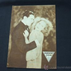 Cine: POPULAR FILM - Nº 194 - 17 ABRIL 1930 - . Lote 23174190