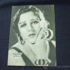 Cine: POPULAR FILM - Nº 226 - 13 DICIEMBRE 1930 - . Lote 29575112