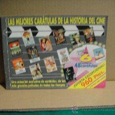 Cine: LAS MEJORES CARATULAS DE LA HISTORIA DEL CINE PARA VHS - VOLUMEN 6. Lote 26773526