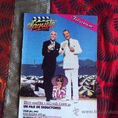 Cine: CINE-CLAQUETA-AGOSTO 1989-32 PAGINAS-. Lote 23732667
