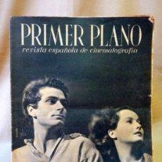 Cine: PERIODICO, REVISTA DE CINE, PRIMER PLANO, LAURENCE OLIVER Y MERLE OBERON, 1941, Nº 15. Lote 24288112