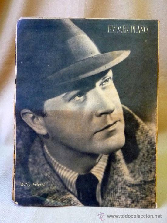 Cine: PERIODICO, REVISTA DE CINE, PRIMER PLANO, LAURENCE OLIVER Y MERLE OBERON, 1941, Nº 15 - Foto 2 - 24288112