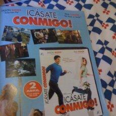 Cine: 'CÁSATE CONMIGO'. PUBLICIDAD EN PRENSA.. Lote 24273409
