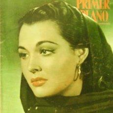 Cine: REVISTA PRIMER PLANO - PAQUITA RICO, MARIA MONTEZ 1951 Nº570. Lote 24293947