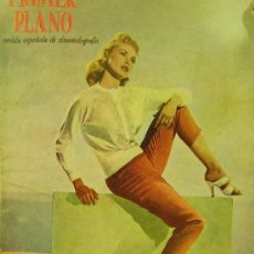Cine: REVISTA PRIMER PLANO - JANET LEIGH, GRACE KELLY, PAQUITA RICO 1956 Nº811. Lote 24294260