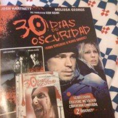 Cine: '30 DÍAS DE OSCURIDAD', CON JOSH HARTNETT. PUBLICIDAD EN PRENSA.. Lote 142460908