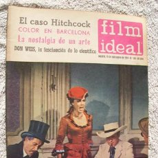 Cine: FILM IDEAL.REVISTA DE CINE. NOVIEMBRE 1964. Nº 156. CHEYENNE AUTUMN. Lote 178353191
