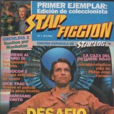 Cine: STAR FICCION 01 ZINCO. Lote 198861416