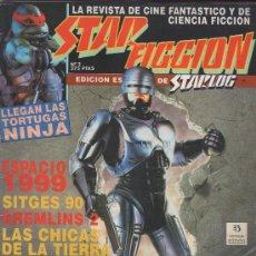 Cine: STAR FICCION 02 ZINCO. Lote 24666506