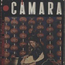 Cine: CÁMARA. REVISTA CINEMATOGRÁFICA. MAYO 1945. VERONICA LAKE. Lote 26502589