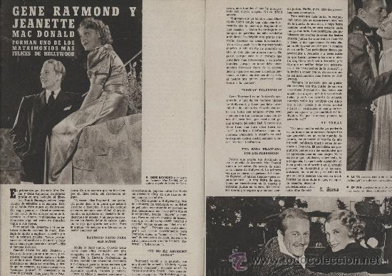 Cine: Cámara. Revista cinematográfica. Mayo 1945. Veronica Lake - Foto 2 - 26502589
