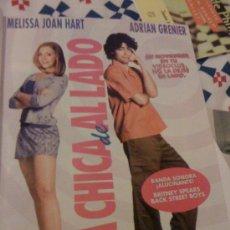 Cine: 'LA CHICA DE AL LADO', CON MELISSA JOAN HART. PÁGINA DE PRENSA.. Lote 24930161