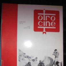 Cine: REVISTA OTRO CINE. AÑO XVIII. Nº 97. 1969. CANNES 69, CINE SÉPTIMO ARTE,...... Lote 25046786
