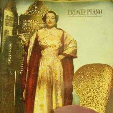 Cinéma: JOAN CRAWFORD PRIMER PLANO SPANISH MAGAZINE 1950 Nº528 SPAIN. Lote 25084601