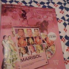 Cine: 'MARISOL - LA PELÍCULA'. PUBLICIDAD EN PRENSA.. Lote 25263568