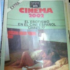 Cine: CINEMA 2002 NUMERO 29-30 EXTRA AÑO 76. Lote 25482484