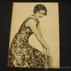 Cinema: POPULAR FILM - AÑO VI - Nº 241 - 26 MARZO 1931 - . Lote 25579387