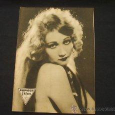 Cine: POPULAR FILM - AÑO VI - Nº 240 - 19 MARZO 1931 - . Lote 25579413