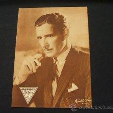 Cine: POPULAR FILM - AÑO V - Nº 210 - 7 AGOSTO 1930 - . Lote 25581372