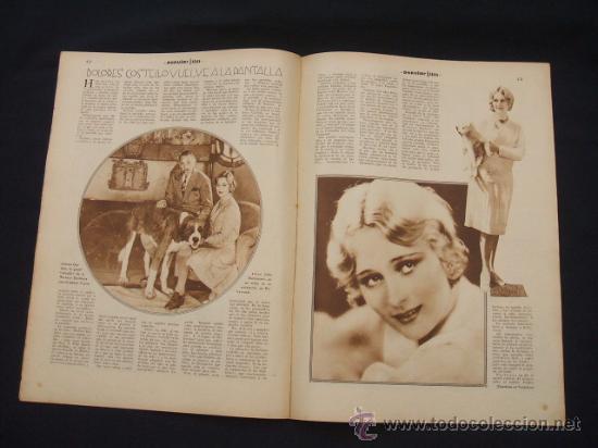 Cine: POPULAR FILM - AÑO VI - Nº 240 - 19 MARZO 1931 - - Foto 7 - 25579413