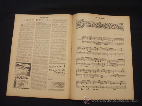 Cine: POPULAR FILM - AÑO VI - Nº 240 - 19 MARZO 1931 - - Foto 8 - 25579413