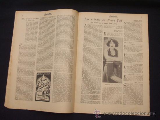 Cine: POPULAR FILM - AÑO IV - Nº 171 - 7 NOVIEMBRE 1929 - - Foto 7 - 25581447