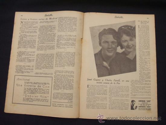 Cine: POPULAR FILM - AÑO IV - Nº 171 - 7 NOVIEMBRE 1929 - - Foto 8 - 25581447