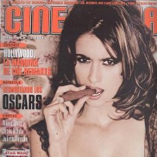 Cine: REVISTA CINEMANIA, Nº 115, ABRIL 2005: PENELOPE CRUZ. Lote 25628336