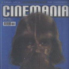 Cine - Revista Cinemania, nº 117, Junio 2005: Star Wars, portada holografica - 25628672