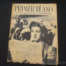 Cine: REVISTA PRIMER PLANO - PORTADA: AMPARITO RIVELLES - 18 JUIO 1943 - Nº 144 - . Lote 25710553