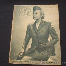 Cine: REVISTA PRIMER PLANO - PORTADA: MADELEINE CARROLL - 5 MAYO 1946 - Nº 290 - . Lote 25744352