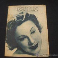 Cine: REVISTA PRIMER PLANO - PORTADA: MARY DELGADO - 1 AGOSTO 1943 - Nº 146 - . Lote 25744719